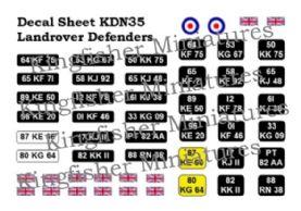 Landrover Defenders
